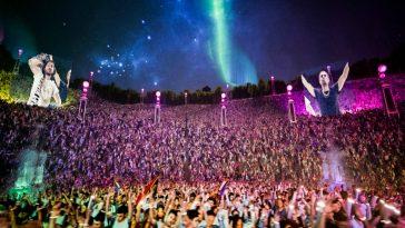 Dimitri Vegas & Like Mike @ Tomorrowland Around The World 2020