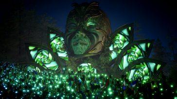 Tomorrowland Around the World green stage