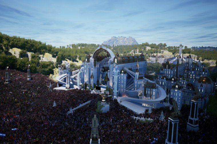 tomorrowland around the world 2020